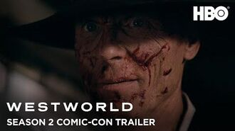 Westworld Season 2 Comic-Con Trailer (HBO)-0