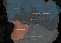 Westworld Karte