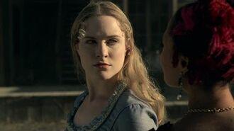Maeve & Dolores Westworld Promo (HBO)