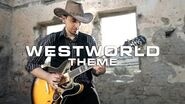 Westworld Theme Western Rock Cover