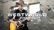 Westworld Theme Western Rock Cover