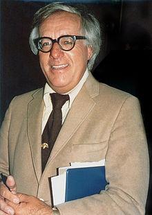 Photo of Ray Bradbury by Alan Light