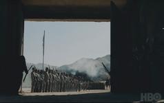 Fort forlorn hope confederado welcome party