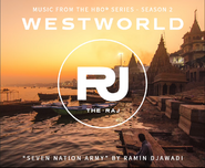 The raj logo on s2 ost promotional image
