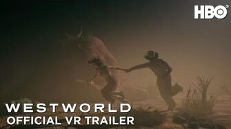 Westworld Awakening Official VR Trailer HBO