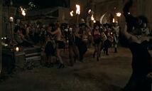 Pariah people partying
