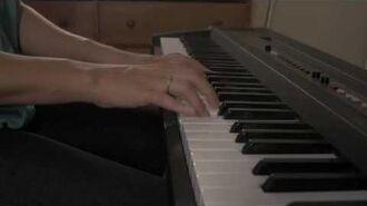 Westworld Theme (piano cover)