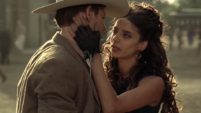 Westworld-1.03-The-Stray-William-and-Clementine