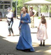 Evan Rachel Wood Setbilder Westworld