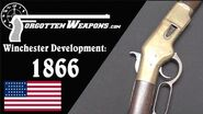Winchester Lever Action Development Model 1866