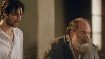 Logan and Captain Norris