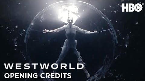 Westworld Season 2 Opening Credits HBO