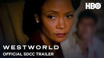 Official SDCC Trailer Westworld Season 3 (2020) HBO