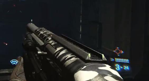Shotgun Upgrade