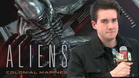E3 2011 - Inside Look at Aliens Colonial Marines with Gearbox