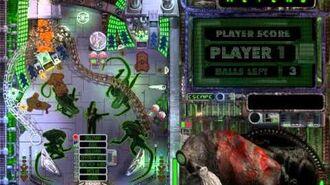 Sci-Fi Pinball - Aliens