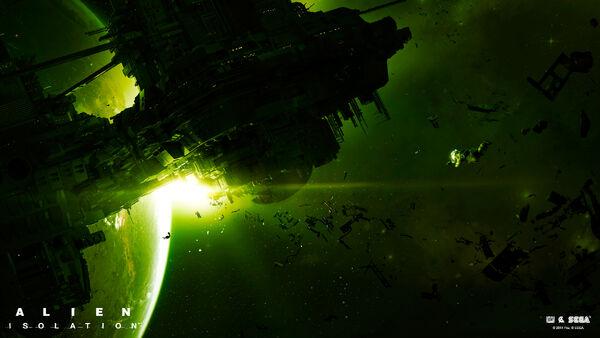 Alien Isolation1
