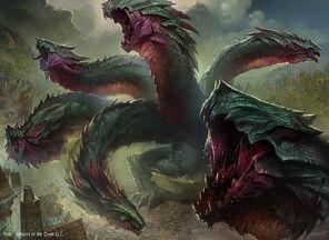 Hydra omnivore by velinov-d3isnau