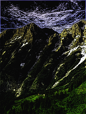 Dún Mountains
