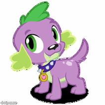 My Little Pony Equestria Girls Spike