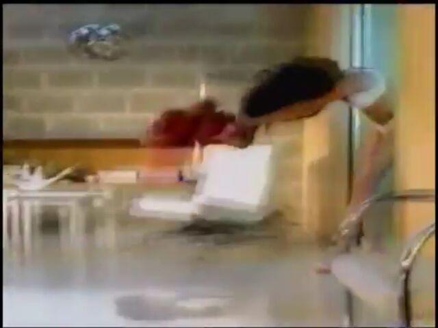 File:Rexona Girl Flipped Into the Laundry Room.JPG