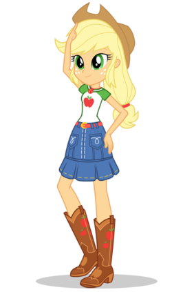 My Little Pony Equestria Girls Applejack