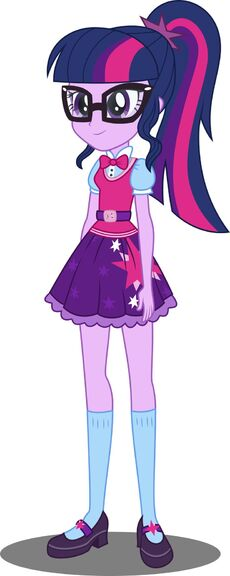 My Little Pony Equestria Girls Twilight Sparkle