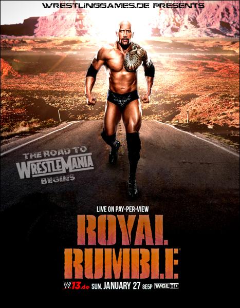 RoyalRumble2013Poster