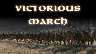 Amon Amarth - Victorious March -Fanvideo-