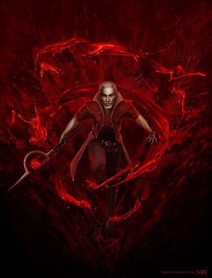 Mag krwi Aeris