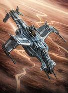 4.Hornet Gunship