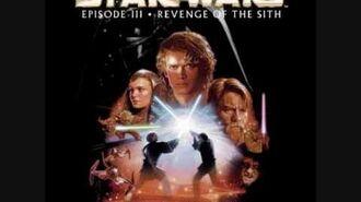 Star Wars Episode III-Revenge of the Sith Track 10 - Anakin's Dark Deeds