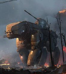 Mastodont Class Titan
