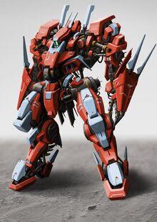 X-9 Raptor Battlesuit