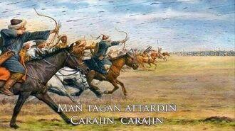 Old Turkic War Song - Attargah