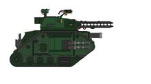Warhammer 40k leman russ lancer by seeras-d5d1iim
