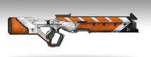 4.Diasporex Pulse Rifle