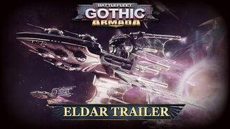 Battlefleet Gothic Armada - Eldar Trailer