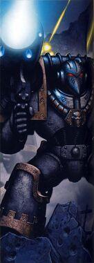 Iron Warriors Support Squad