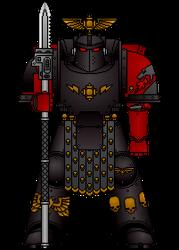 Knights of Apocalypse Redscale Centurion