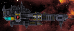 Wolf Brothers Battle-Barge 1