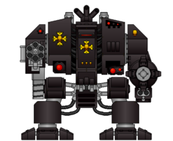 Knights of Apocalypse Dreadnought