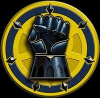 Imperial Fists Icon