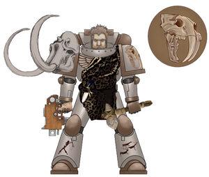 Caveman Mrine