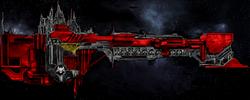 Crimson Death Gloriana-class Battleship