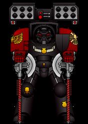 Knights of Apocalypse Redscale Terminator