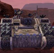 Land Raider The Bastion