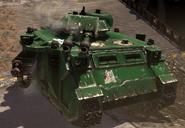 Lion's Gaze Predator