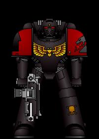 Knights of Apocalypse Legionnaire
