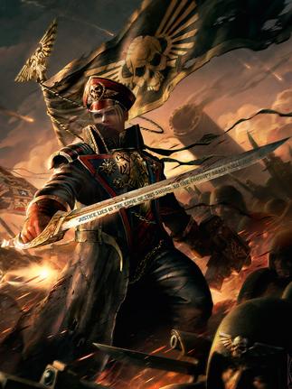 Colonel-Commissar Alistair